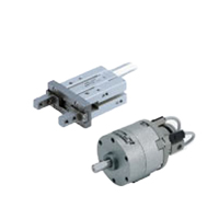 Rotary Actuator/ Air Grippers